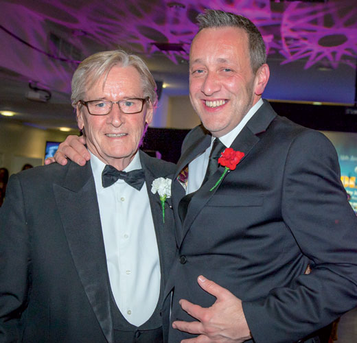 William Roache MBE