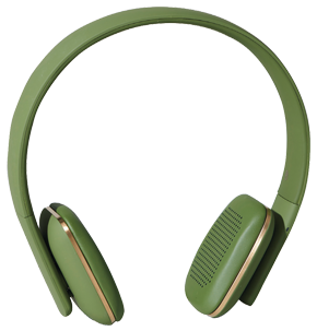 Bluetooth Headset in Army Green