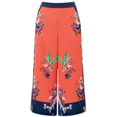 Tessey Tropical Oasis Culottes